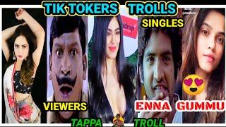Tik Tok Troll | TikTok Troll Tamil | Part - 21 | Tappa Troll | Tik Tok Troll Video | TikTok Troll