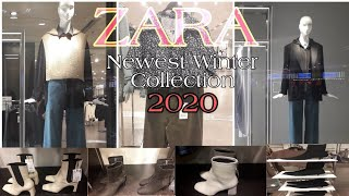 ZARA NEWEST COLLECTION||FALL-WINTER FASHION||OCTOBER 2020||marilyn monton