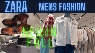 ZARA NEW MENS FASHION AUTUMN COLLECTIONS OCTOBER 2020