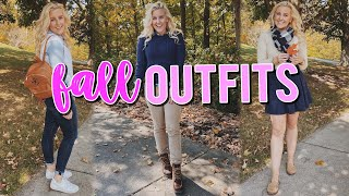 PREPPY FALL FASHION LOOKBOOK OCTOBER 2020 (HOW TO STYLE PREPPY ESSENTIALS) || Kellyprepster