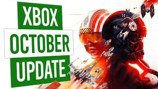 Xbox Update | October 2020