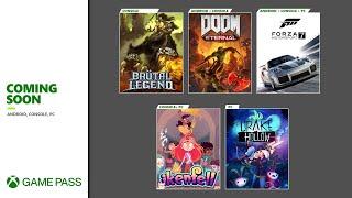 Xbox Game Pass | October 2020 Update