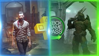 PS Plus Monthly Games & New Games for Xbox Game Pass | October 2020