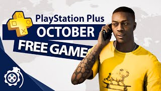 PlayStation Plus (PS+) October 2020