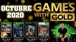 Estos son los juegos gratis con Gold para Xbox One en Octubre 2020 |  Game With Gold October
