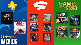October 2020 | PS Plus | Stadia Pro | Xbox Games With Gold | - The Nerf Report Backlog