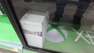 XBOX ONE S At Walmart - Oct 2020