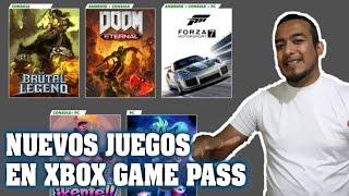 Estos son los Nuevos Juegos que llegarán a Xbox Game Pass de consola, Android y PC en Octubre 2020