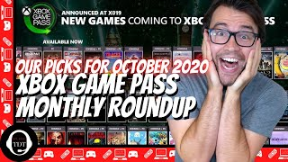 Xbox Game Pass BEST GAMES October 2020 | 5 More AWESOME Games That You NEED To Play