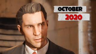 TOP 10 GAMES OF OCTOBER 2020 - | Xbox one, PS4, PC | TRN GAMES SERIES.