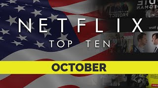 Netflix US Top Ten Movies | October 2020 | Netflix | Best movies on Netflix | Netflix Originals