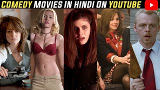 Hollywood Top 20 Comedy Movies available on Youtube dubbed in Hindi