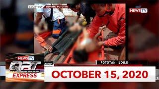 QRT Express: October 15, 2020 [HD]