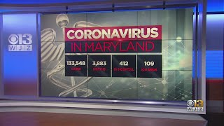 Coronavirus In Maryland: October 15, 2020 (Noon Update)