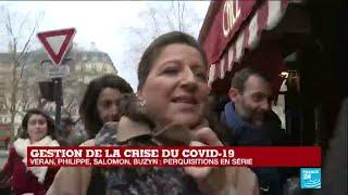 Gestion de la crise du Covid-19 : perquisitions chez Philippe, Véran, Buzyn et Ndiaye