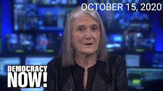 Top U.S. & World Headlines — October 15, 2020