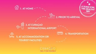Infomercial Curaçao | Travel Guidelines for visitors traveling from the USA