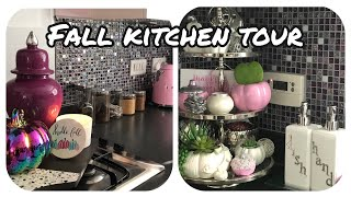 KITCHEN TOUR FALL / AUTUMN 2020 | HOME DECOR COLLABORATION OCTOBER 2020