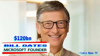 2020 Top 10 Richest People in the World