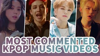 [TOP 50] MOST COMMENTED KPOP MUSIC VIDEOS ON YOUTUBE • October 2020