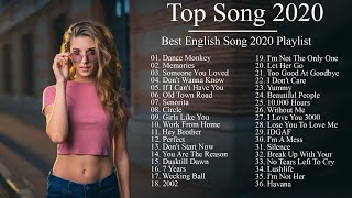 Top Music 2020 - Top Hit English Song 2020 - Pop Hits 2020 New Popular Songs 2020