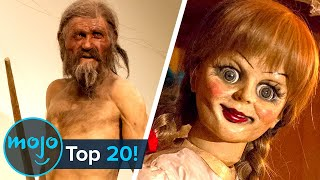 Top 20 Creepiest Cursed Objects Ever