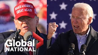 Global National: Nov. 2, 2020 | Final pitches from Trump, Biden to voters ahead of 2020 election