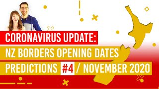 New Zealand Borders Opening Date Predictions November 2020 COVID-19 Coronavirus - NZPocketGuide.com