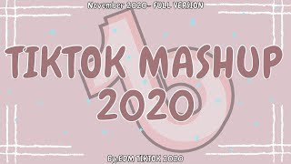 TikTok Mashup November 2020 🌸Not Clean🌸