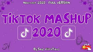 TikTok Mashup November 2020 💜Not Clean💜