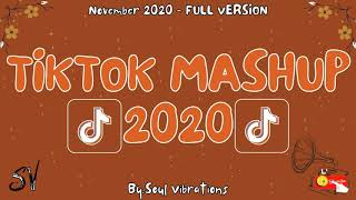 TikTok Mashup November 2020 🍁Not Clean🍁