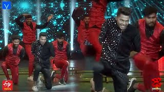 Somesh Performance Promo - Dhee Champions (#Dhee12) - 4th November 2020 - Sudigali Sudheer