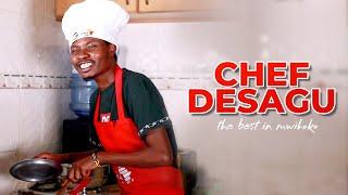 Best Chef in Africa: Desagu Cooks Classic Jollof Rice #OpenUpYourAfrica #AfricaDay2020