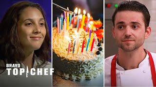 The Top Chef Birthday Curse (Mashup) | Top Chef