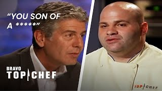 5 Times Chefs Spoke Out Against The Judges | Top Chef (Top 5)
