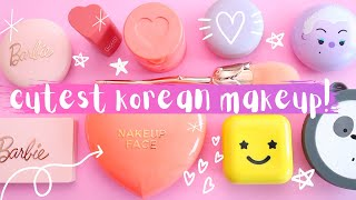Top 10 Cute Korean Beauty Products and What to Buy for Summer 2020 in Korea!