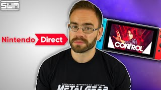 A Surprise Nintendo Direct Impresses And The Switch Embracing Cloud Gaming? | News Wave