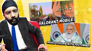 Valorant Mobile Coming Soon, Indian Streamers shifting to Facebook - *Top Indian Gaming News*