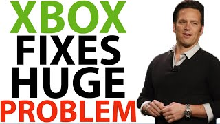Xbox Fixes HUGE PROBLEM | Exclusive Xbox Series X Games Coming | Xbox News