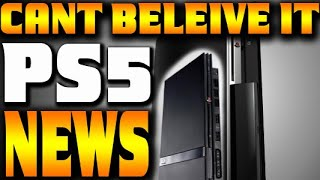 """RIP PS3? PS5 Backwards Compatible NEVER HAPPENEING PS5 Game Delayed """"Gaming News"""""""