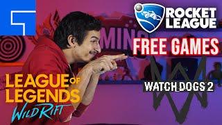 [Lgaming News] : WilD Rift - Free Games - Rocket League - Facebok Gaming - ألعاب مجانية ...