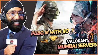 Valorant Major Tournament | PUBG Mobile Partnership with Jio - Gaming News Weekly w/ Sikhwarrior