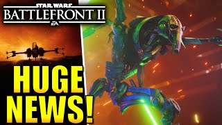 Star Wars Gaming NEWS! - Battlefront 2 Fix, Star Wars Squadrons Details and Lego Star Wars!