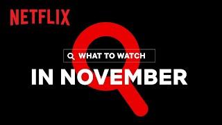 New on Netflix | November 2020