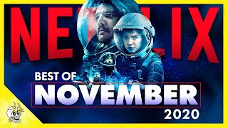Best Movies & Shows New to NETFLIX November 2020 & Everything Leaving Netflix | Flick Connection