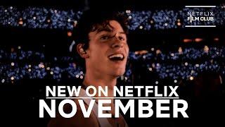 New on Netflix: Films for November 2020