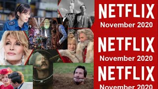 What's Coming to Netflix in November 2020