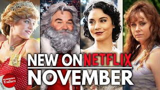 NETFLIX - Best NEW Movies & Series coming in NOVEMBER 2020
