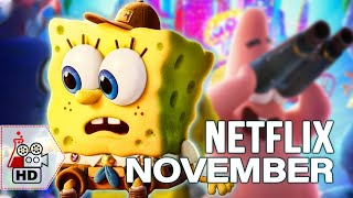 NETFLIX: Shows To Watch Out For In November 2020