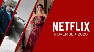 What's Coming to Netflix in November 2020 - Smart DNS Proxy